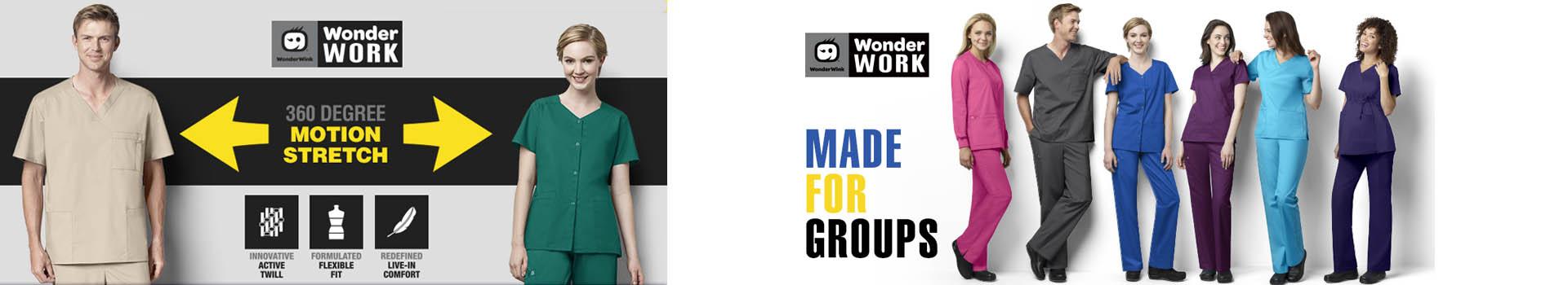 WonderWink WonderWork