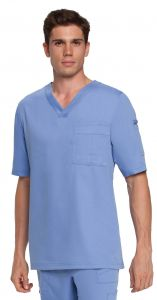 Grey's Anatomy™ 0103 Men's V-Neck Top *CLEARANCE no return or exchange*