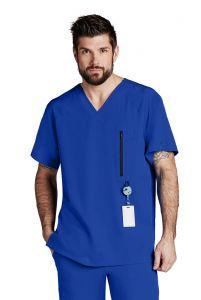 Barco One™ 0115 Men's Raglan Sleeve V-Neck Top