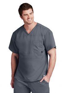 Grey's Anatomy™ Active 0116 Men's V-Neck V-Neck Top