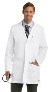 "Grey's Anatomy™ 0917 Men's 6 Pocket 35"" Lab Coat"