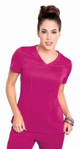 Smitten Bliss S101027 Rock Star V-Neck Top *CLEARANCE*