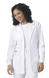 "Cherokee 1302 Warm-Up Style Size 30"" Lab Coat"
