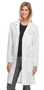 "Cherokee 1346 Unisex 40"" Lab Coat"