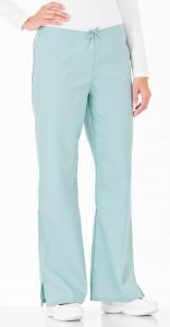 White Swan Fundamentals 14123 Flare Leg Drawstring Pant *CLEARANCE -no return or exchange*