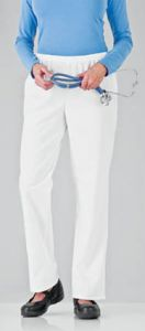White Swan Fundamentals 14220 Mid-Waist Pant