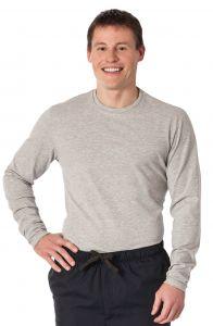 White Swan Fundamentals 14368 Men's Long Sleeve Layering Tee *CLEARANCE*