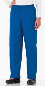 White Swan Fundamentals 14820 Covered Elastic Pull-On Pant *CLEARANCE*