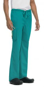 Code Happy Bliss Certainty® 16001 Men's Drawstring Cargo Pant