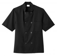 Five Star Chef Apparel 18001 Short Sleeve Chef Jacket
