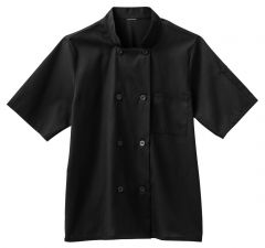 Five Star Chef Apparel 18011 Unisex Moisture Wicking Mesh Back Chef Coat