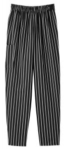 Five Star Chef Apparel 18100 Pull-On Baggy Pants