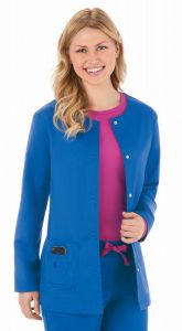 White Swan Bio Stretch 19337 Women's Everyday Warm-Up Jacket *CLEARANCE*