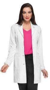 Cherokee Heartsoul 20402 Lab-Solutely Fabulous Lab Coat- 34""