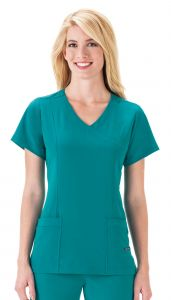 JOCKEY™ 2306 Scrubs Mock Wrap Top