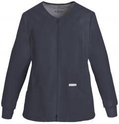 Cherokee Pro Flexibles 2306 Zip Front Jacket Top *CLEARANCE*