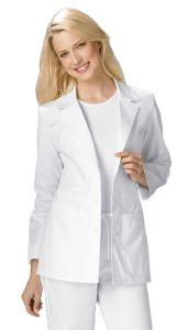 "Cherokee 2317 Blazer Style Size 28"" Lab Coat"