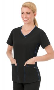 JOCKEY™ 2339 Scrubs Sporty V-Neck Top *CLEARANCE*