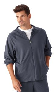 JOCKEY™ 2397 Modern Scrubs Men's Tech Fleece Jacket