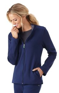 JOCKEY™ 2399 Modern Scrubs Tech Fleece Jacket *CLEARANCE*