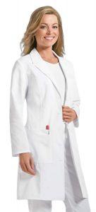 """Cherokee 2411 Women's 37"""" Lab Coat"""