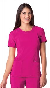 Cherokee Infinity Certainty® 2624A V-Neck Top