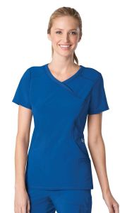 Cherokee Infinity Certainty® 2625A Mock Wrap Top