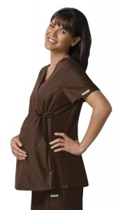 Cherokee Flexibles 2892 Maternity Wrap Top