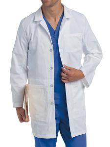 """Landau 3174 Men's iPad 36"""" Lab Coat"""