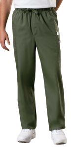 Cherokee WorkWear 4000 Men's Drawstring Cargo Pant