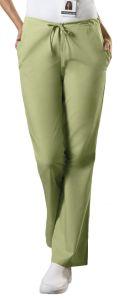 Cherokee WorkWear 4101 Flare Leg Drawstring Pant