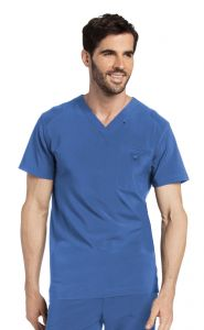 Landau Men's 4142 Media V-Neck Top *CLEARANCE*
