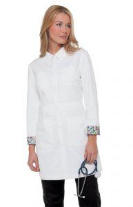 "Koi 419 Rebecca 34"" Tailored Fit Lab Coat"