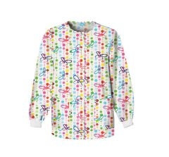 Scrub HQ 4350 Butterfly Dots Print Jacket