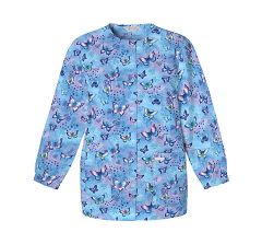 Scrub HQ 4350 Fly By Night Print Jacket