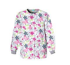 Scrub HQ 4350 Sunnyvale Print Jacket