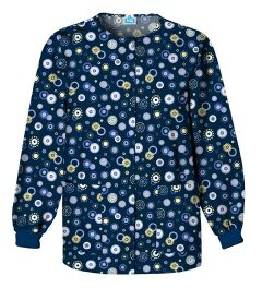 Scrub HQ 4350C Dots Wonderful Print Jacket