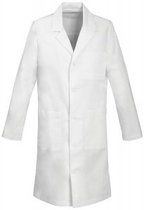 "Cherokee Workwear 4421 Unisex Size 40"" Lab Coat *CLEARANCE*"
