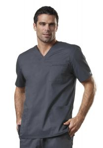 Cherokee WorkWear Core Stretch 4725 Unisex V-Neck Top