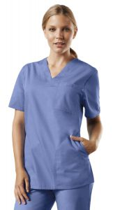 Cherokee WorkWear 4780 Unisex V-Neck Top