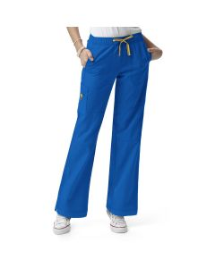 WonderWink Four-Stretch 5214 Sporty Cargo Pant