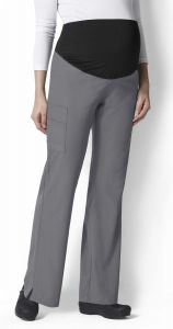 WonderWink Maternity 5445 Flare Cargo Pant *CLEARANCE*
