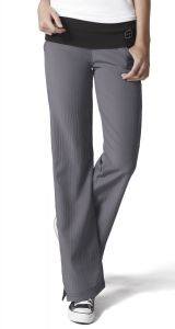 WonderWink Four-Stretch 5514 Fold Over Knit Waist Pant *CLEARANCE no return or exchange*