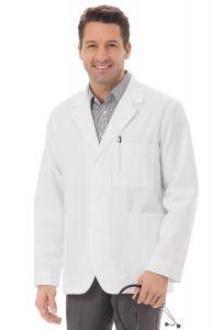 """White Swan Meta 6119 Unisex Consultation iPad 30"""" Lab Coat"""