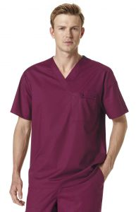 WonderWink WonderFlex 6618 Men's Utility Top