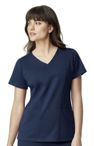 WonderWink Aero 6919 Women's V-Neck Top