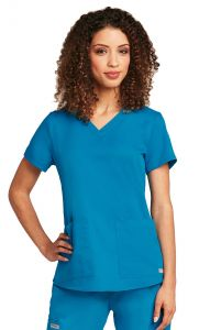 Grey's Anatomy™ 71166 2-Pocket V-Neck Top