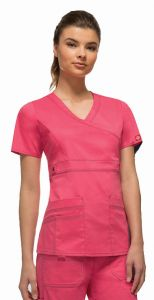 Dickies Gen Flex Youtility 817355 Mock Wrap Top
