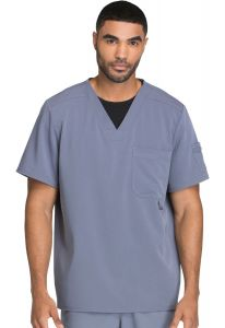 Dickies Xtreme Stretch 81910 Men's V-Neck Top