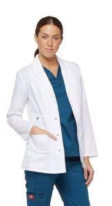 "Dickies Gen Flex Youtility 82408 28"" Lab Coat"